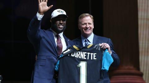 Jacksonville Jaguars: Leonard Fournette, RB, LSU