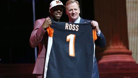 Cincinnati Bengals: John Ross, WR, Washington