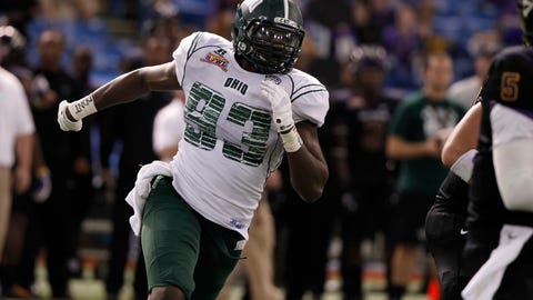 56. Raiders: Tarell Basham, DE, Ohio
