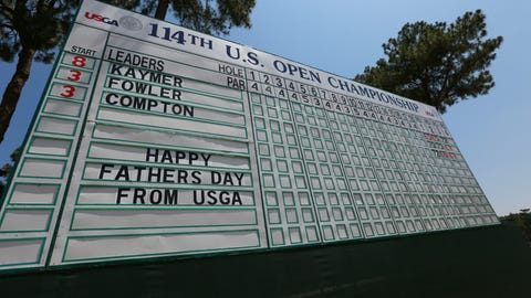 Father's Day (U.S. Open final round)
