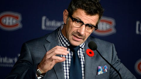 Marc Bergevin is on the hot seat