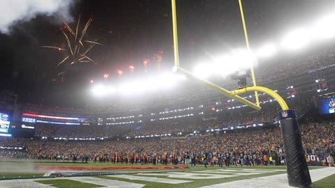 Kansas City Chiefs at New England Patriots