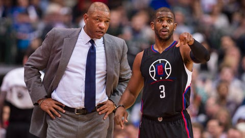 Doc Rivers, Los Angeles Clippers: B-