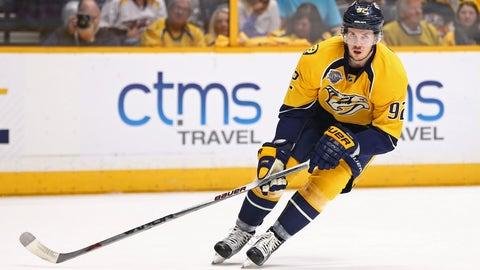 Ryan Johansen, C, Nashville Predators