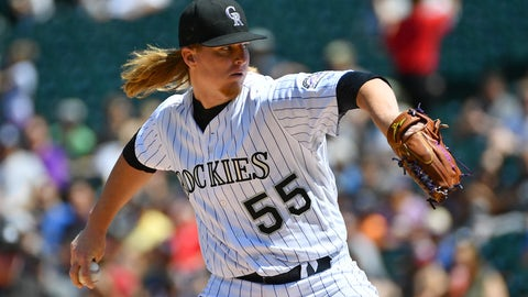 The Rockies will push for a playoff spot
