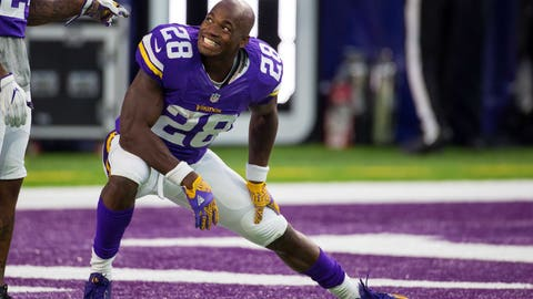 Adrian Peterson bet on himself and lost