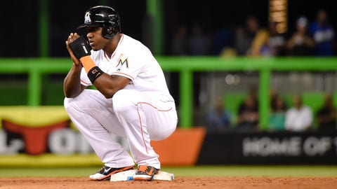 Marcell Ozuna - Marlins