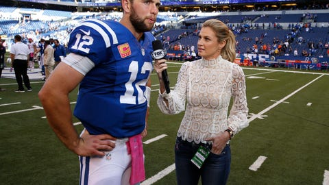 Andrew Luck's fatal flaw is that he tries too hard