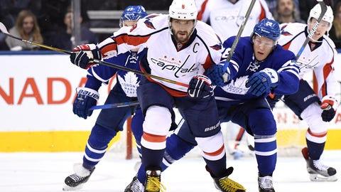 Washington Capitals - Toronto Maple Leafs