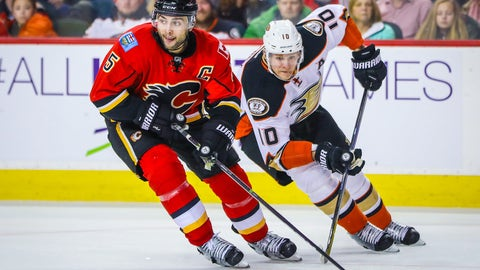 Anaheim Ducks - Calgary Flames
