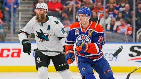 Edmonton Oilers - San Jose Sharks
