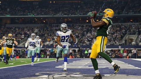 Green Bay Packers at Dallas Cowboys (Week 5, 4:25 p.m.)