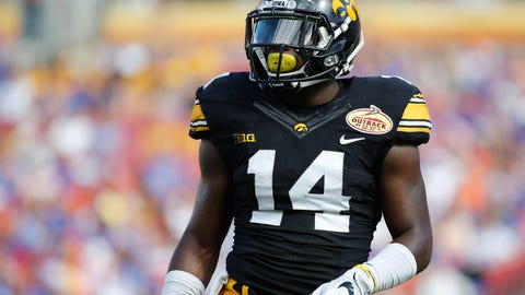 Desmond King, DB, Iowa