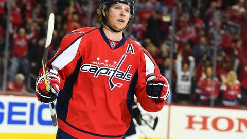 Nicklas Backstrom, C, Washington Capitals