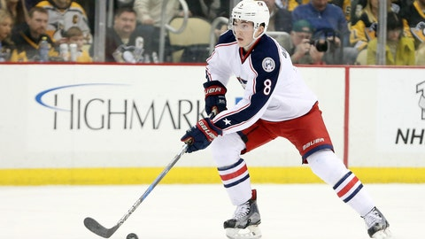 Zach Werenski, D, Columbus Blue Jackets