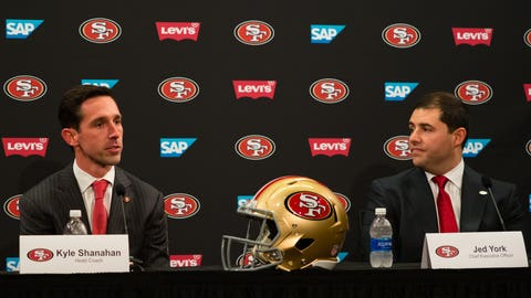 San Francisco now has some stability at quarterback