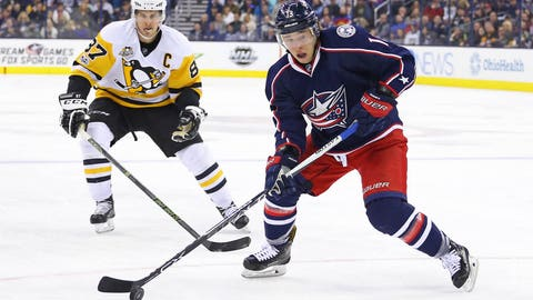 Pittsburgh Penguins - Columbus Blue Jackets