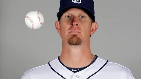 San Diego Padres: Jered Weaver, SP (34)