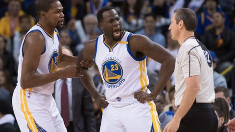Draymond Green won't get in trouble