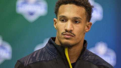 83. New England Patriots (via trade with Tennessee Titans): Derek Rivers, OLB, Youngstown State