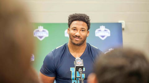 LOSERS: Myles Garrett and Jabrill Peppers