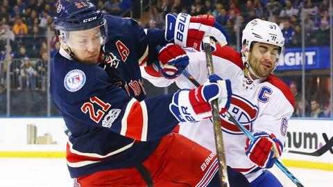 Montreal Canadiens - New York Rangers