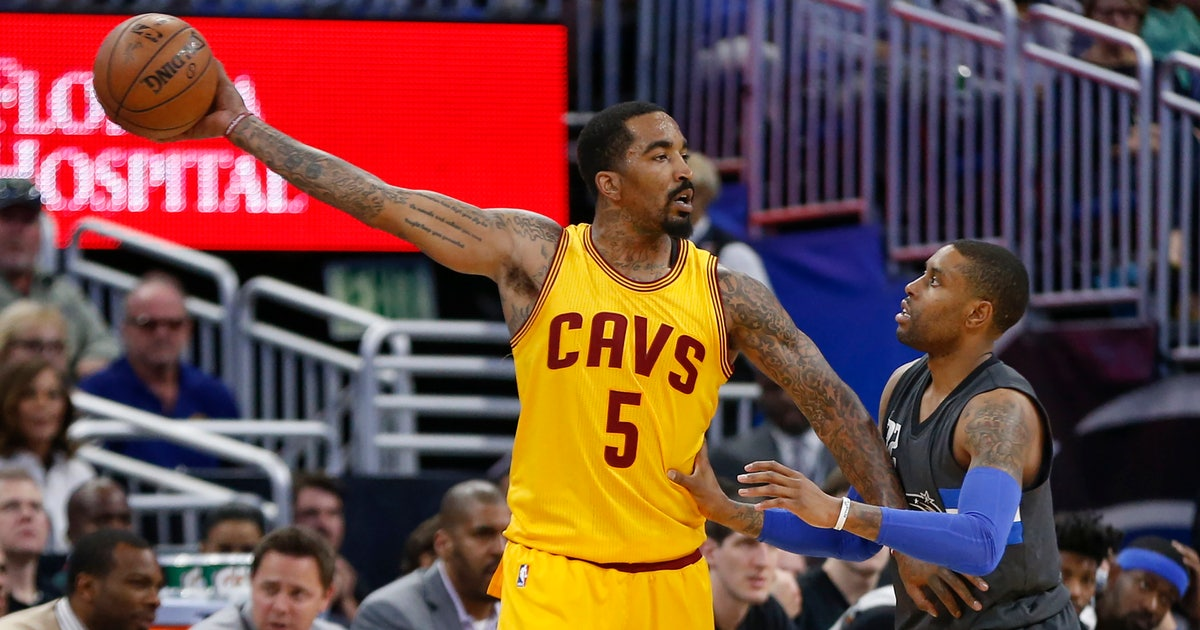 J.R. Smith draws inspiration from baby daughter's fight | FOX Sports
