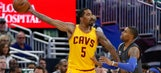 J.R. Smith draws inspiration from baby daughter's fight