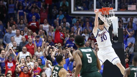 First Thursday and Friday of the NCAA tournament