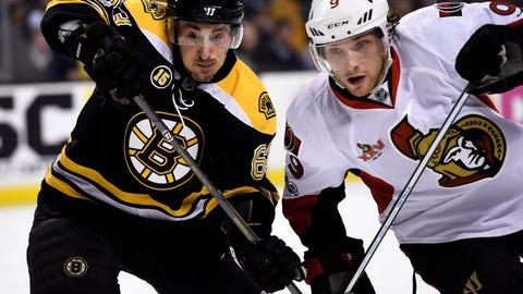 Ottawa Senators - Boston Bruins