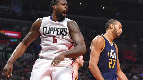 Clippers over Jazz in five (or six) games