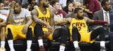 Ugly screaming match between LeBron James, Tristan Thompson points to bigger issues with Cavs