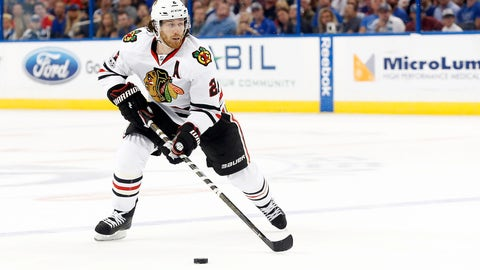 Duncan Keith, D, Chicago Blackhawks