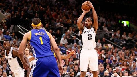 SF: Kawhi Leonard, San Antonio Spurs