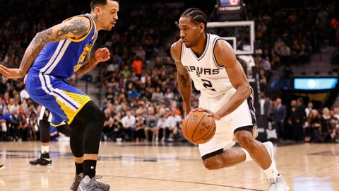 Matt Barnes is unplayable for the Golden State Warriors