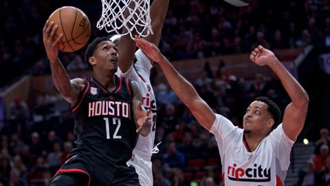 Lou Williams, Rockets