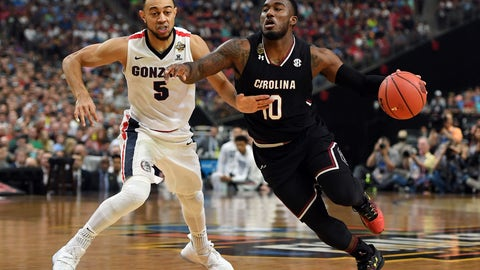 NCAA Basketball: Final Four-South Carolina vs Gonzaga