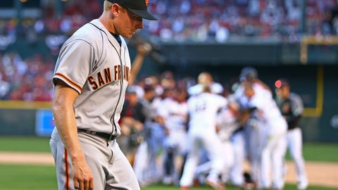 San Francisco Giants (2-5)