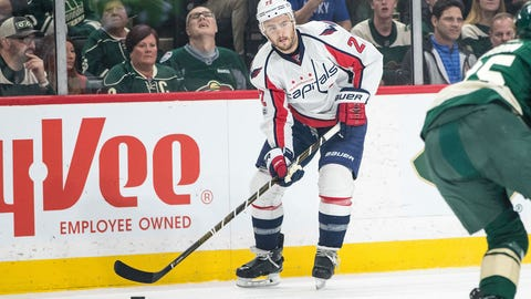 Kevin Shattenkirk, D, Washington Capitals