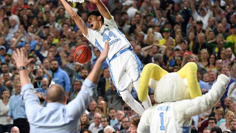Tar Heels top Gonzaga to win championship, 71-65