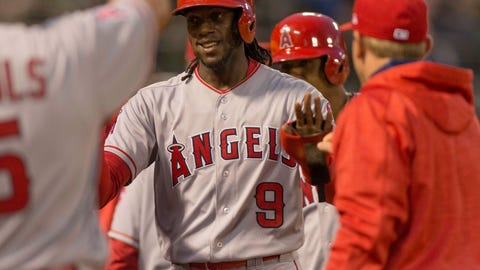 Los Angeles Angels (5-2)