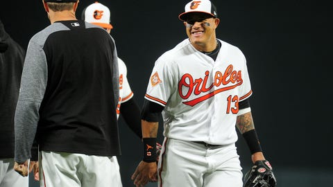 Baltimore Orioles (4-1)