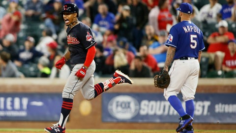 Cleveland Indians (3-3)
