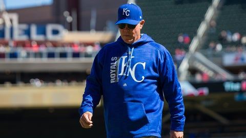 Kansas City Royals (2-4)