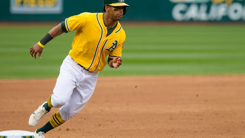 Oakland Athletics (3-4)