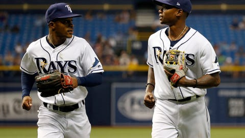 Tampa Bay Rays (5-2)