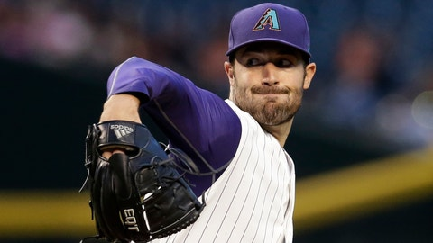Arizona Diamondbacks (6-1)
