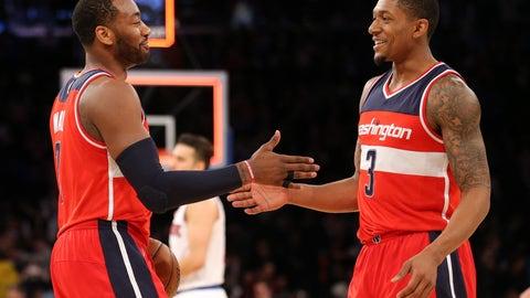 Washington Wizards (49-33)