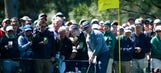 The second round of the Masters at Augusta National in pictures