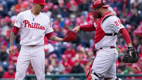 Philadelphia Phillies (3-3)